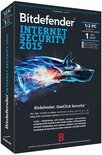 Bitdefender Internet Security 2015 (1 Jaar / 3 Users)