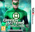 Green Lantern, Rise of the Manhunters  3DS