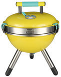 Jamie Oliver Park Houtskoolbarbecue - Ø 34.5 cm - Geel