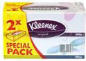 Kleenex Family Tissues Duopak 2x88 st