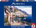 Schmidt Sam Park Afternoon in Amalfi - Puzzel