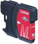 Brother LC1100M - Inktcartridge / Magenta / Hoge Capaciteit
