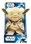 Star Wars Sprekende Yoda Pluche 23 cm