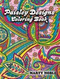 Paisley Designs Coloring Book