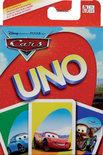 Mattel Uno Cars
