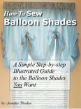 How to Sew Balloon Shades (ebook)