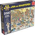 Jan van Haasteren Kassa Erbij - Puzzel 2000 stukjes