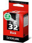 Lexmark 32 - Inktcartridge Zwart