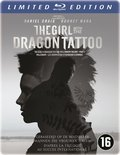 The Girl With The Dragon Tattoo  (Blu-ray Steelbook Limited Edition)