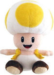Nintendo Toad Geel 17Cm Knuffel
