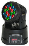 BeamZ MHL-108 LED Moving head Wash 18x 3W DMX