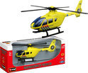 Burago 1:50 ambulance helikopt