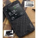 Baseus Brocade Leather case cover hoesje Samsung Galaxy S5 zwart