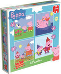Puz Peppa 4 In 1