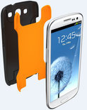 Tech21 D3O Impact Snap Case Zwart Samsung Galaxy S3