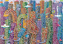 Heye Puzzel - City Mordillo