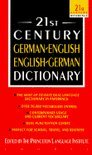 21st Century German-English, English-German Dictionary