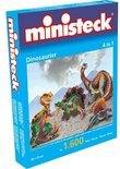 Ministeck 4 in 1 Dinosaurus