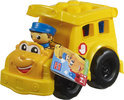 Mega Bloks First Builders Maxi Schoolbus Lil'Vehicle