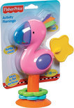 Fisher-Price Zuignap Flamingo