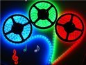 OmYmO Led lamp LED RGB strip muziek - 20 button remote