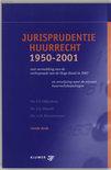 Jurisprudentie huurrecht 1950-2001, met vermelding van de rechtspraak van de Hoge Raad in 2002