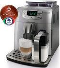 Saeco Intelia HD8753/95 Volautomaat Espressomachine - Zilver