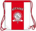Ajax Finest - Zwemtas - Rood/Wit