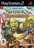 Shrek - Crazy Party Games