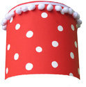 Coming Kids Little Princess - Wandlamp - Rood