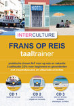 Interculture Frans op reis taaltrainer 3 CD's