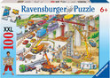 Ravensburger Puzzel - Enorme Bouwplaats