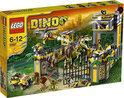 LEGO Dino Verdedigingsbasis - 5887