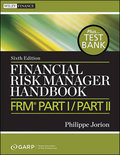 Financial Risk Manager Handbook + Test Bank