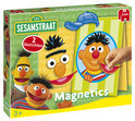 Magnetics Sesamstraat Gezichten