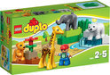 LEGO Duplo Ville Baby dierentuin - 4962