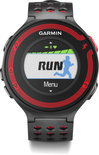 Forerunner 220\GPS Running Watch\High-Resolution Colour Display\Red-Black\Tracks Distance+Pace\Identifies Personal Records\No Heart Rate