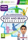 Dr Kawashima's Body Brain Exercises - Kinect