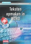 Teksten Opmaken In Word