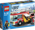 LEGO City Brandweertruck - 60002