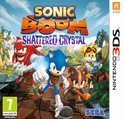 Sonic Boom, Shattered Crystal  3DS