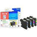 Peach LC-123 - Inktcartridge / Combi Pack