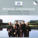 Pachelbel: Canon & Gigue, etc /Goebel, Musica Antiqua Koln