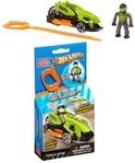 Mega bloks Hot wheels speed racer groen