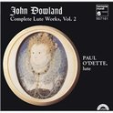 Dowland: Complete Lute Works, Vol. 2 / Paul O'Dette