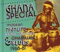 Ghana Special : Modern Highlife, Afro-Sounds  & Ghanaian Blues (5 X Lp Boxset)