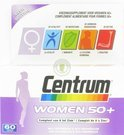 Centrum Women 50+ - 60 Tabletten - Multivitamine