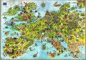 United Dragons of Europe, Degano - Legpuzzel - 4000 Stukjes