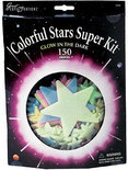 Colorful Stars Super Kit - Kinderkamer Decoratie