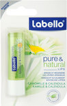 Labello Pure & Natural Kamille & Calendula